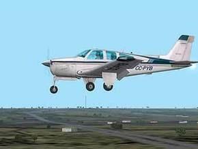 В России разбился легкомоторный самолет: два человека погибли