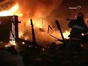 Пожар в доме престарелых в Коми: число жертв растет