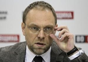 Власенко - Канада - Тимошенко - ВАСУ - Канада выразила обеспокоенность из-за ситуации вокруг Власенко