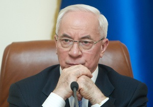 Азаров считает невозможным роспуск Рады