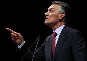 Президента Португалии избрали на второй срок