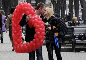 В центре Киева установят металлическое сердце