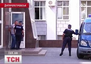 Днепропетровский суд арестовал Краснова на два месяца
