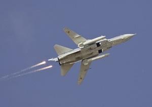 Российские самолеты нанесут ракетные удары по ледовым заторам на сибирских реках
