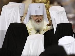 УПЦ МП: Патриарх Кирилл не будет заниматься предвыборной агитацией в Украине