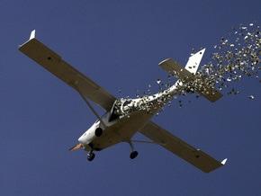 В Подмосковье разбился легкомоторный самолет (обновлено)
