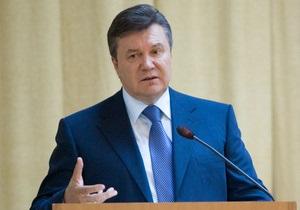 Высшие чиновники стоя слушали критику в свой адрес со стороны Януковича