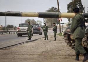 Источник: США не намерены проводить в Ливии наземную военную операцию