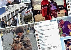 Инстаграм - Корреспондент - Как политики осваивают фотосервис Instagram