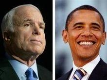 Маккейн сравнил Обаму с Бритни Спирс