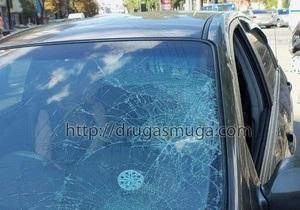 В Киеве в результате ДТП пострадали два пешехода