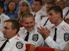 Более тысячи милиционеров будут охранять порядок первого мая в столице