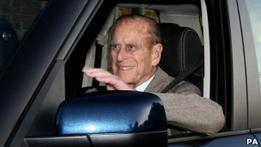 Супруга британской королевы выписали из больницы