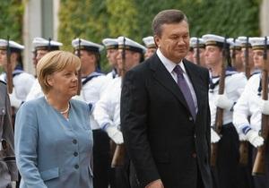 Украина предложила Германии участвовать в реконструкции ГТС