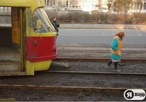 95% харьковских трамваев подлежат списанию