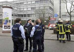 Бывший студент немецкого училища убил преподавателя из-за плохих оценок