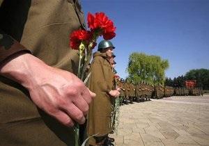 Киевские власти планируют потратить на празднование Дня Победы 50 млн гривен