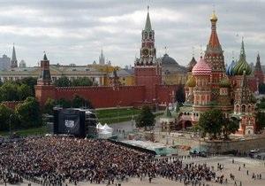 Москва отмечает свой 864-й день рождения