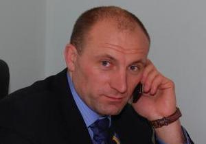 Прокуратура выдала санкцию на арест лидера черкасской Батьківщини