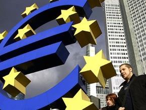 Падение ВВП еврозоны максимальное за 13 лет