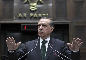 Турецкий премьер начал переговоры с протестующими