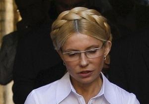 Батьківщина: Еще не родился тот человек, который мог бы сломать Тимошенко