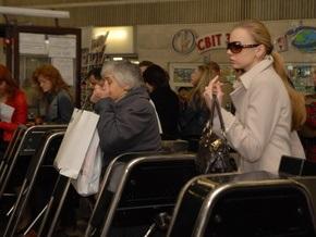 В январе пассажиропоток в киевском метро сократился почти на 30%