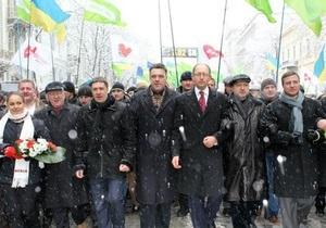 Крупнейшие оппозиционные партии решили бойкотировать Конституционную ассамблею