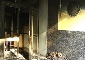 Задержанные за поджог мелитопольской прокуратуры сознались еще в трех пожогах