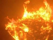 У берегов Сахалина горит судно: есть жертвы