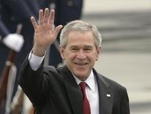 Джордж Буш прилетел в Израиль