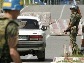 Полиция Грузии обнаружила у границы с Россией группу вооруженных людей