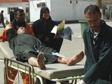 Теракт в Ираке: погибли десятки паломников
