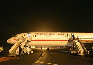 В Польше распустили президентский авиаполк