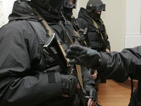 Сотрудники СБУ задержали при получении взятки начальника филала Киевоблгаза