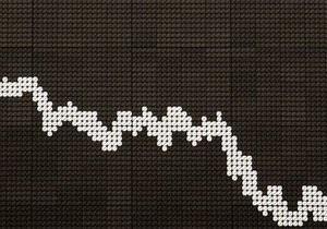 Индекс Украинской биржи неумолимо снижается