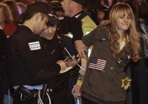 Захвати Чикаго: Полиция арестовала 130 активистов