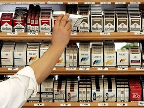 Сигареты подорожают в среднем на полторы гривны