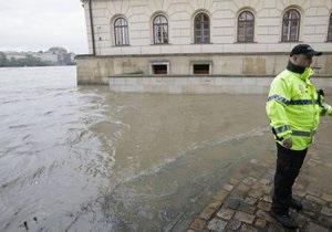 новости Праги - новости Чехии - Наводнение в Праге: отключают газ, перекрыли 19 улиц, проходит эвакуация животных из зоопарка - наводнение