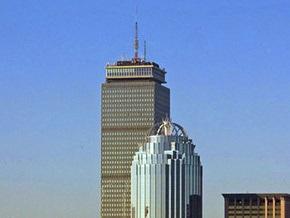 В Бостоне эвакуирован второй по высоте небоскреб