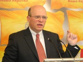 Зварич признался, что давно покинул ряды Нашей Украины