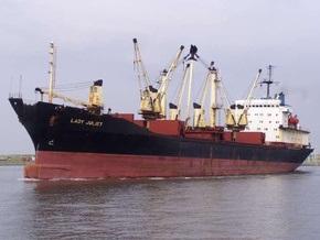 Украинские моряки отбились от пиратов в Аденском заливе