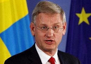 Глава МИД Швеции заявил, что Тимошенко судят по законам, которых нет в ЕС