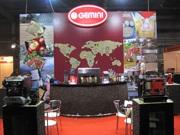 Компания  Джемини Эспрессо  (TM Gemini) приняла участие в Международном форуме ресторанно-отельного бизнеса и клининга 2010