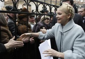 Железная Юля: Российский телеканал показал фильм о Тимошенко