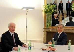 Украина и Австрия подписали Меморандум о сотрудничестве в сфере сельского хозяйства