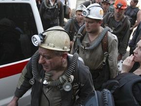 Тимошенко просит Ющенко объявить всеукраинский траур по погибшим шахтерам