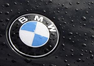 BMW наращивает продажи авто вопреки кризису