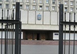 ЦИК отменил регистрацию 13 кандидатов-мажоритарщиков по их просьбе