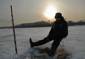 Киевский рыбак поймал велосипед